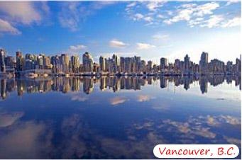 Vancouver, Britsish Columbia