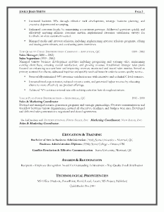 Sales-Marketing-Resume-Example-Page-2 - Canadian Resume Writing ...