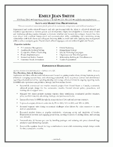Executive resume writing service canada