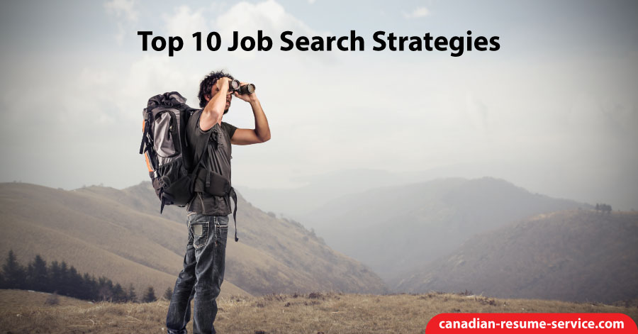 Top 10 Job Search Strategies