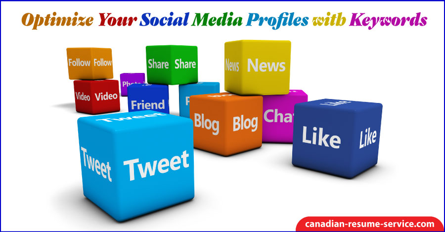 Optimize Your Social Media Profiles with Keywords