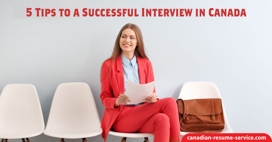 5 Tips to a Successful Interview in Canada