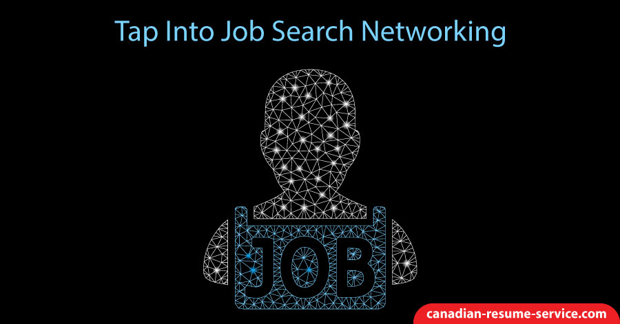 Tap Into Job Search Networking
