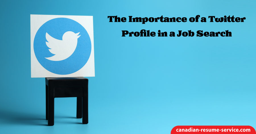 The Importance of a Twitter Profile in a Job Search