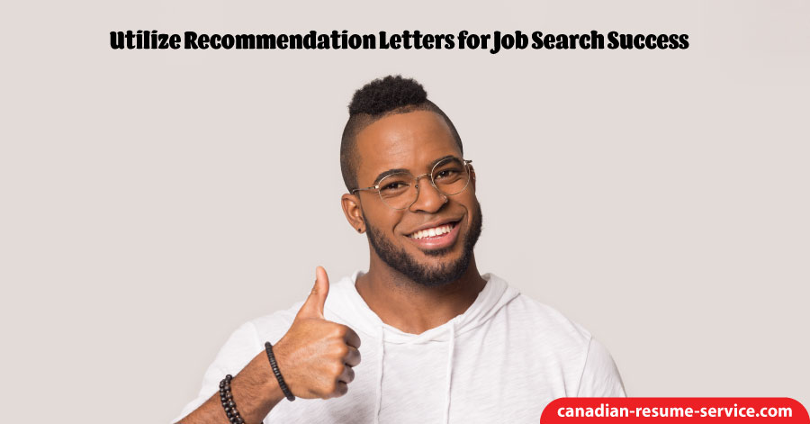Utilize Recommendation Letters for Job Search Success