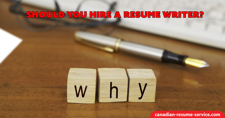 Should You Hire a Resume Writer?
