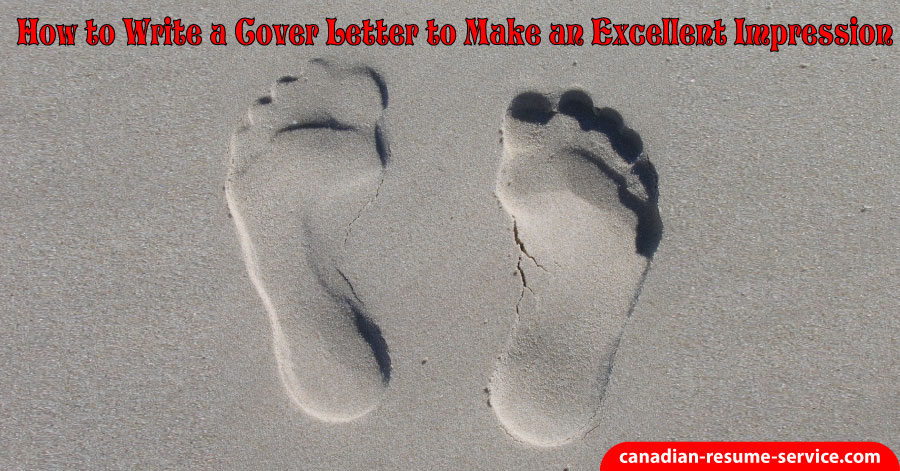 How to Write a Cover Letter to Make an Excellent Impression