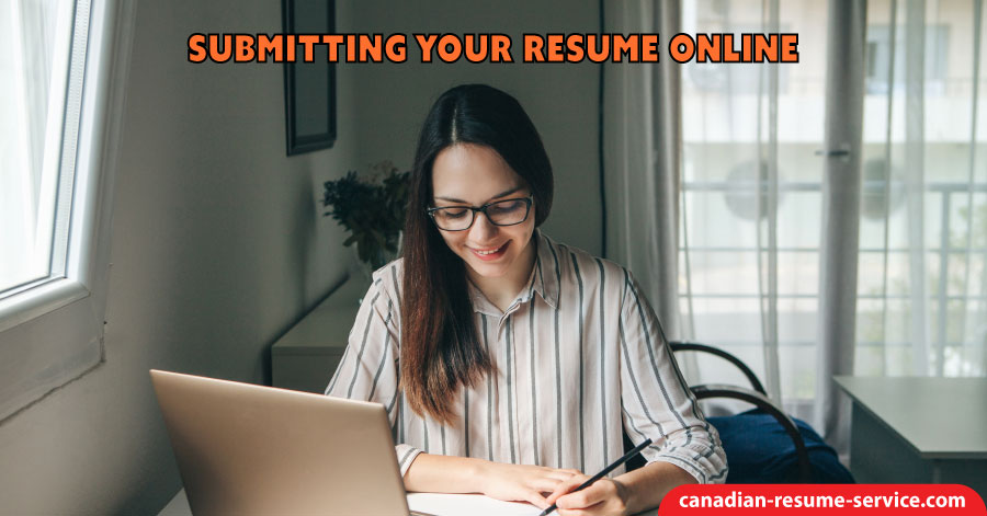 submitting your resume online