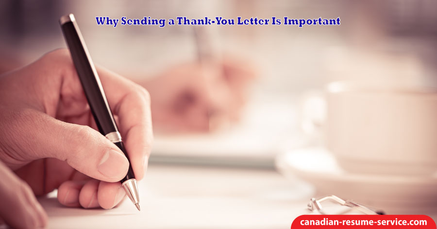 Why Sending a Thank you Letter is Important
