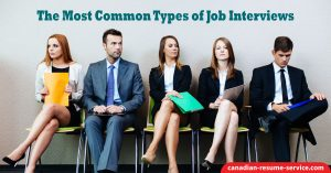 The Most Common Types of Job Interviews