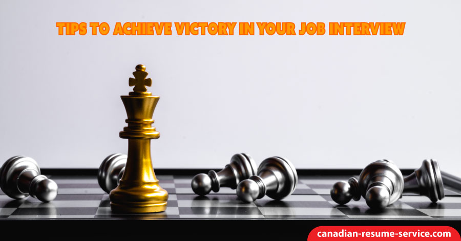 Tips to Achieve Victory in Your Job Search