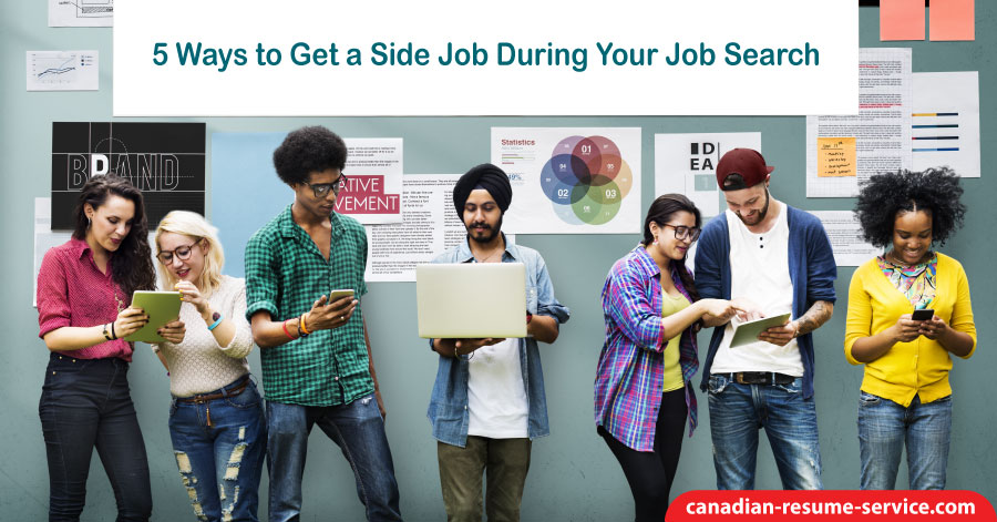 5 Ways to Get a Side Job During Your Job Search