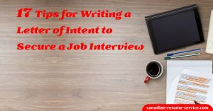 12 Tips for Writing a Letter of Interest to Secure a Job Interview