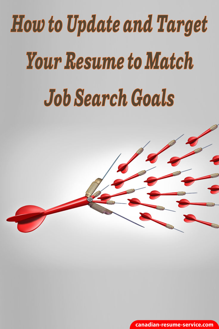how to connect your resume to your job search