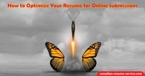 How to Optimize Your Resume for Online Submissions