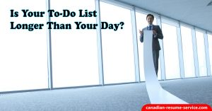 Is Your To-do List Longer Than Your Day?