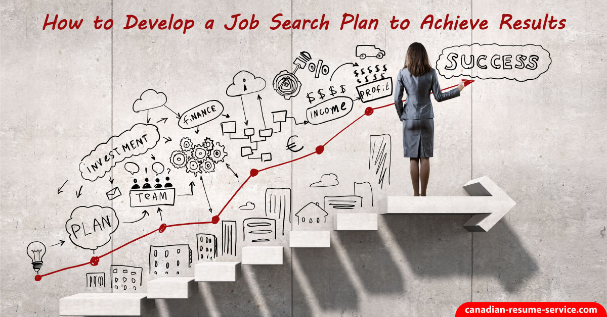 How To Develop A Job Search Plan To Achieve Results