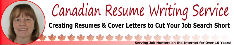 Canadian Resume Writing Service company
